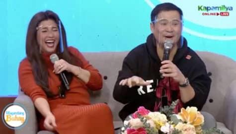 Magandang Buhay: Ang mga nakakatawang utos ni Regine kay Ogie Image Thumbnail