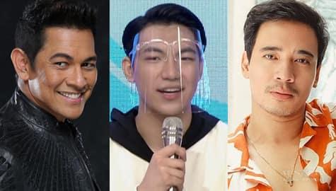 Magandang Buhay: Darren tries to impersonate Erik Santos & Gary V Image Thumbnail