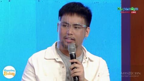 Magandang Buhay: Matty, muling binalikan ang hirap nila noon sa Idol Philippines Image Thumbnail