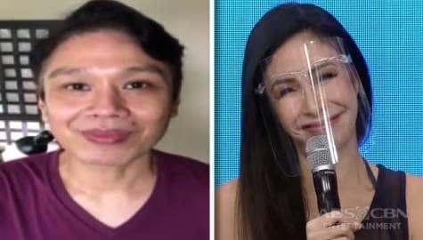 Magandang Buhay: Giselle, nakatanggap ng mensahe mula sa kanyang asawa Image Thumbnail