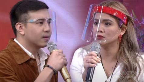 "Magandang Buhay: Anthony & Melai reenact Piolo & Toni's famous scene on ""Starting Over Again"" Image Thumbnail"