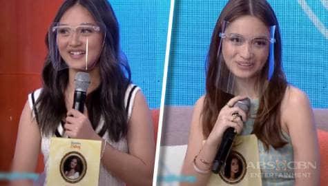 Angela Ken and Angelina receive an award from Magandang Buhay Image Thumbnail