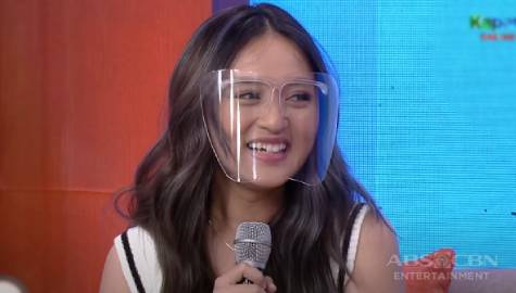 Magandang Buhay: How Angela Ken's singing career started Image Thumbnail