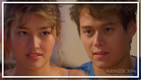 10 'kilig' moments of Billy & Gabo that kicked off LizQuen's teleserye comeback in Make It With You Image Thumbnail