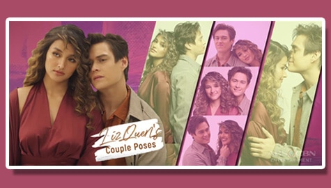 WATCH: LizQuen recreates popular couple poses