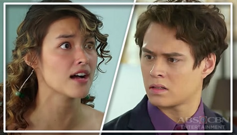 10 scenes that showed LizQuen's leveled up acting skills in Make It With You | Kapamilya Toplist Image Thumbnail