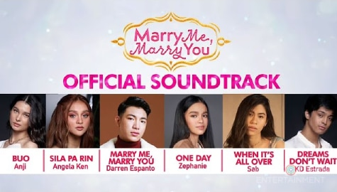Check out Janine and Paulo's refreshing wedding playlist in Marry Me, Marry You Image Thumbnail