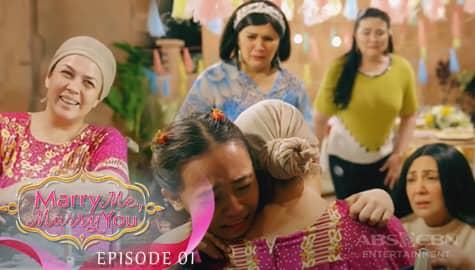 Marry Me, Marry You: Ang Pamamaalam ni Judith | Episode 1 Image Thumbnail