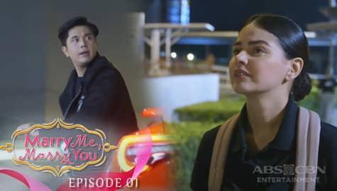 Marry Me, Marry You: Ang unang pagkukrus ng landas nina Andrei at Camille | Episode 1 Image Thumbnail