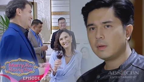 Marry Me, Marry You: Andrei, nahirapan sa sitwasyon ng kanyang pamilya | Episode 3 Image Thumbnail