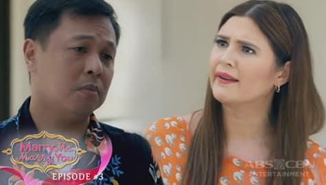 Marry Me, Marry You: Marvi, nagalit sa plano ni Myke | Episode 3 Image Thumbnail