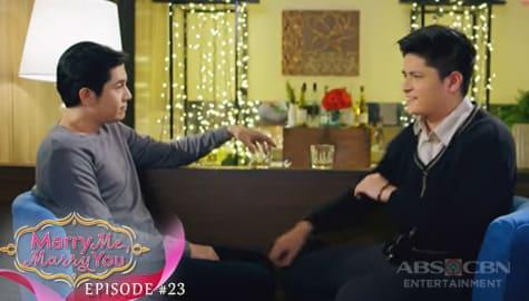 Marry Me, Marry You: Andrei at Xavier, humingi ng tawad sa isa't isa | Episode 23 Image Thumbnail