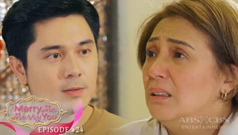 Marry Me, Marry You: Andrei, isinumbat ang kanyang galit kay Elvie | Episode 24 Image Thumbnail