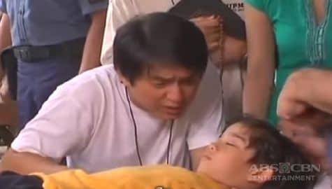 May Bukas Pa: Santino, nahimatay sa gitna ng panggagamot Image Thumbnail
