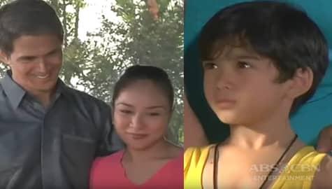May Bukas Pa: Santino, nakilala na ang kanyang bagong magulang  Image Thumbnail