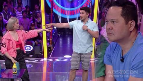 """Bayani asks Luis and Jessy: """"Sino ang mas malandi sa inyong dalawa?"""" Image Thumbnail"""