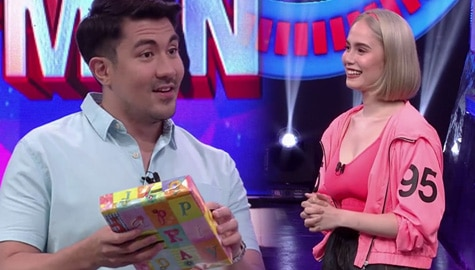 Minute To Win It: Luis, hindi inasahan ang dalang regalo ni Jessy Image Thumbnail