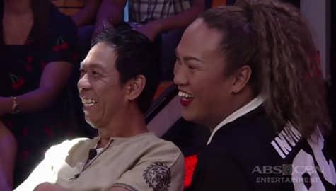 Minute To Win It: Ang paghahanda nina Long Mejia at Negi para sa kanilang dance showdown Image Thumbnail