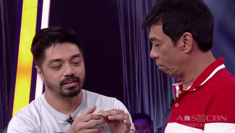 Minute To Win It: Nyoy, muling sinubukan na pabilibin si Long Mejia Image Thumbnail