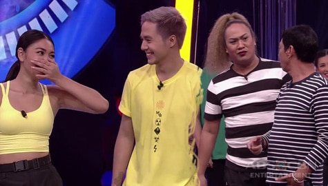 Minute To Win It: Nadine & Sam vs. Long & Negi sa isang dance showdown! Image Thumbnail
