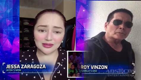Minute To Win It: Jessa Zaragoza at Roy Vinzon, may mensahe para sa laban nina Jayda at Lala Image Thumbnail
