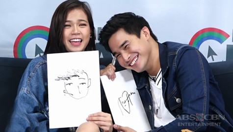 Draw Each Other Challenge with McCoy and Maris Image Thumbnail