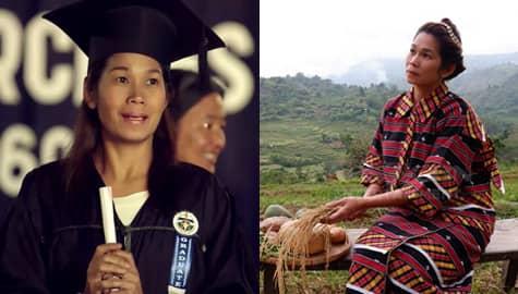 """MMK """"Divet"""" Recap: Ang kwento ni Diana mula sa Ibaloy Tribe na nanindigan para sa kanyang pangarap Image Thumbnail"""