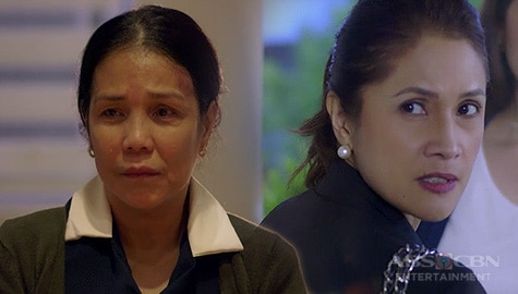 MMK Passport: Agot Isidro and Irma Adlawan earn praises for their brilliant acting on MMK  Image Thumbnail