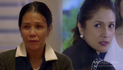 MMK Passport: Agot Isidro and Irma Adlawan earn praises for their brilliant acting on MMK  Image Thumbnail