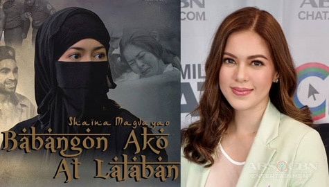 What Shaina Magdayao learned from her character in #MMKBabangonAkoAtLalaban Image Thumbnail