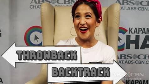 Jolina Magdangal in Throwback BackTrack Challenge Image Thumbnail