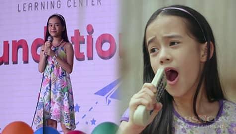 """MMK """"Contest"""": Zephanie, nangarap na maging sikat na singer tulad ni Sarah Geronimo Image Thumbnail"""