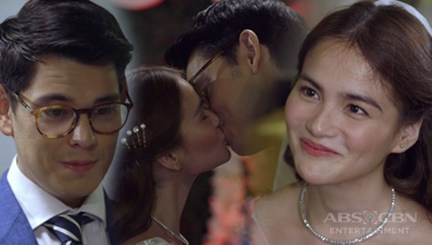 WATCH: Richard Gutierrez at Elisse Joson, pinakilig ang MMK viewers sa kanilang on-screen kiss! Image Thumbnail