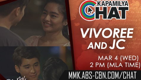 Kapamilya Chat With Vivoree Esclito and JC Alcantara
