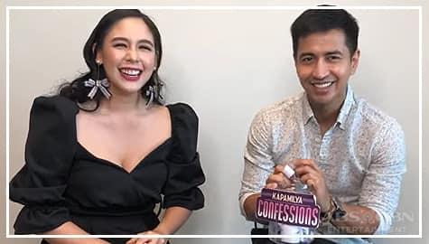 """MMK """"Marka ng Kabutihan"""" stars RK and Empress on Kapamilya Confessions Image Thumbnail"""