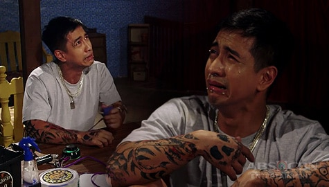 "WATCH: RK Bagatsing's tearjerking scene in MMK ""Tattoo"""
