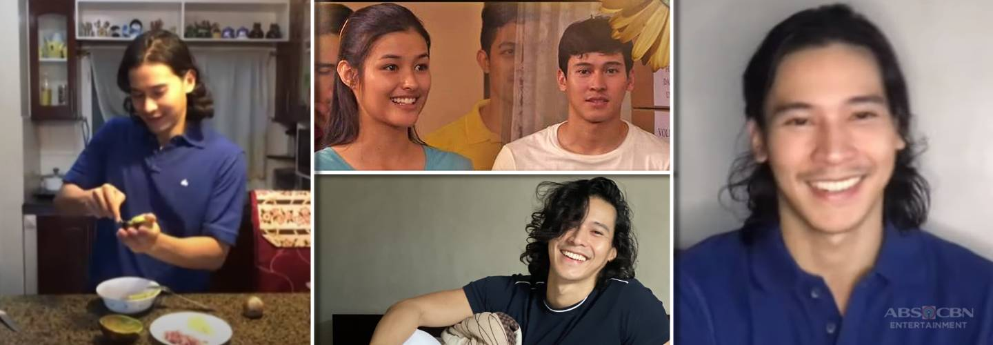 "Enchong relives working with Liza for MMK, shares ""Love from Home"" experience & teaches how to make guacamole"