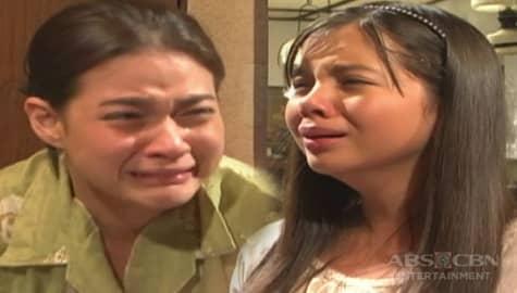 """BALIKAN: Julia Montes at Bea Alonzo, pinatunayan ang kanilang husay sa pag-arte sa murang edad sa MMK """"Card"""" Image Thumbnail"""