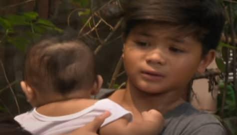 MMK: Walong taong gulang na si Jose, tumayong ama sa mga kapatid matapos sila iwan ng kanilang mga magulang Image Thumbnail