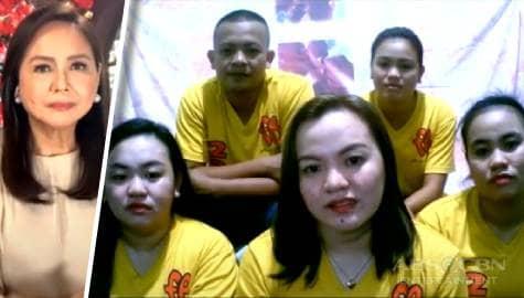 """Kamustahan with MMK """"Pangako Ng Pasko"""" letter sender Image Thumbnail"""