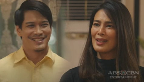'Two old friends meet again': Janwell, pinuntahan si Vagelyn sa Dubai | MMK Singsing Image Thumbnail