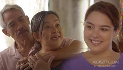 MMK Blouse: Janice, ibinigay ang kanyang oras para alagaan ang mga magulang ng kanyang asawa Image Thumbnail