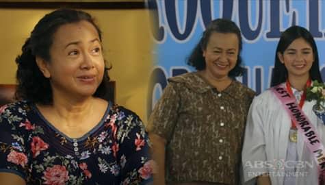 MMK Medalya: Julie, naging pangalawang ina si Esther dahil sa kondisyon ni Caridad Image Thumbnail