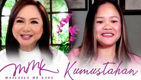 "MMK ""2 Love You Mom"" letter sender talks about two moms in latest Kumustahan episode Image Thumbnail"