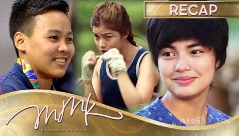 "MMK ""Medal"" Recap: The life story of Filipina boxer Nesthy Petecio Image Thumbnail"