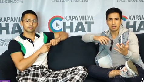 Cristine, RK and Enzo share details about their roles in Nang Ngumiti Ang Langit Thumbnail