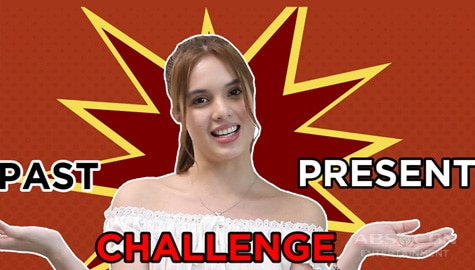 Past and Present Challenge with Michelle Vito Image Thumbnail