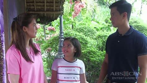 Nang Ngumiti Ang Langit: Mikmik, ipinakilala si Michael kay Grace Image Thumbnail