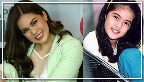 Shaina Magdayao takes on the Throwback Challenge Image Thumbnail