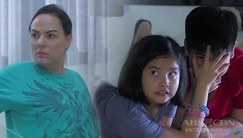 Nang Ngumiti Ang Langit: Ruth, nahuling nagtatago sina Mikmik at Joseph sa ilalim ng lamesa Image Thumbnail